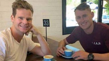 Steve Smith Wishes Happy Birthday to 'Strangest Bloke' Marnus Labuschagne As the Latter Turns 26