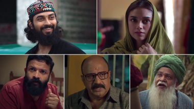 Sufiyum Sujatayum Trailer: Jayasurya and Aditi Rao Hydari's Musical Love Story Is a Classic Tale of Inter-Faith Lovers (Watch Video)