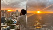 Akshay Kumar, Vicky Kaushal, Kiara Advani Capture The Golden Sunset In Mumbai Post Nisarga Cyclone Wave! (View Pics)