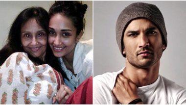 Jiah Khan's Mother Rabia Khan Condoles Sushant Singh Rajput's Death, Says 'Bollywood Has to Change'