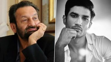 Shekhar Kapur Remembers Late Actor Sushant Singh Rajput, Says 'Miss Exploring Philosophy and Physics With Him' (Read Tweet)