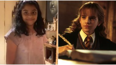 Sushmita Sen's Daughter Turns Into Hermoine Granger From Harry Potter