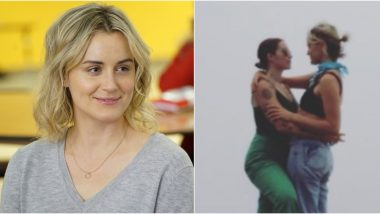 Orange Is The New Black Star Taylor Schilling Confirms Relationship With Emily Ritz Over Pride Weekend(View Post)