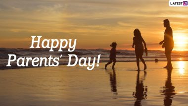 Parents' Day 2020 Quotes and Wishes: Share These Greetings, Posts, GIFs with Your Loved Ones on Global Day of Parents