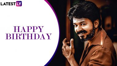 Thalapathy Vijay Birthday Special: 7 Finest Blockbusters this Superstar Has Given to Tamil Cinema!
