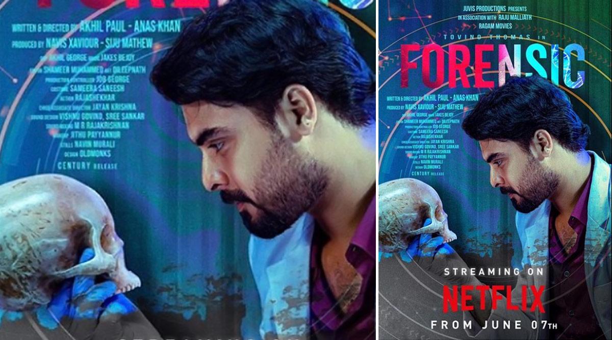 Tovino Thomas Malayalam Film Forensic To Stream On Netflix From June 7 Latestly