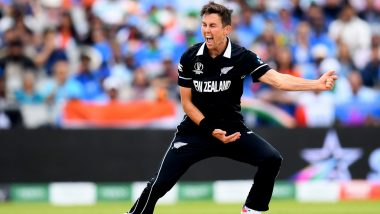 This Day That Year: Trent Boult Takes Hat-Trick vs Australia in ICC Cricket World Cup 2019 (Watch Video)