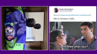 What The Luck! Twitter User Orders Skin Lotion on Amazon, Gets Bose Wireless Headphones Worth Rs 19,000 Instead and it's Non-Returnable!