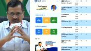 Delhi Corona App Launched by CM Arvind Kejriwal, Will Give Information About COVID-19 Hospital Beds, Ventilators For Coronavirus Patients; Here's All About It
