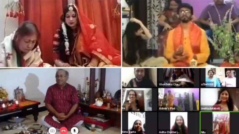 Weddings From Home Become Popular Amid Lockdown; Matrimonial Brand Jeevansathi Sees Growth in Business, Shaadi.com, Bharat Matrimony Offer Exciting Deals