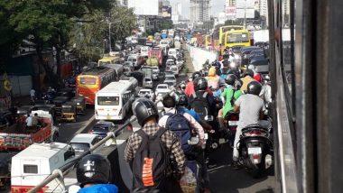 Mumbai Traffic Update: Turner Road Junction, SV Road in Bandra Blocked Due to Building Collapse, Santacruz-Bound BEST Buses Diverted