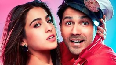 Coolie No 1: Varun Dhawan and Sara Ali Khan Starrer to Release in Theatres on January 1, 2021?