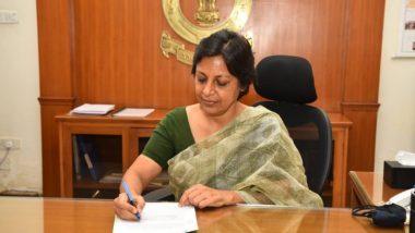 Who is Vini Mahajan, The First Woman Chief Secretary of Punjab?