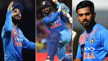 Happy Birthday Dinesh Karthik: Virat Kohli, KL Rahul Lead Cricket Fraternity in Wishing the KKR Captain