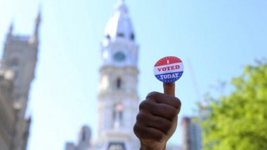 Pennsylvania Primary Elections 2020: Polling Underway in Philadelphia Amid COVID-19 Outbreak And Tensions Over George Floyd's Death, Here Are Guidelines For Voters