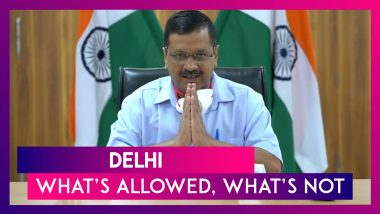 Salons Can Open In Delhi But Malls Can't, CM Arvind Kejriwal Lists What's Allowed, What's Not