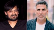 Wajid Khan Passes Away: Akshay Kumar Expresses Grief Over the Death of His 'Rowdy Rathore' Music Composer, Says He Is 'Shocked and Saddened' (View Tweet)