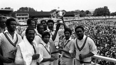 This Day That Year: West Indies Defeat Australia to Lift the Inaugural World Cup Title in 1975