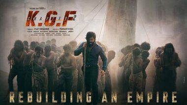 Yash Starrer KGF Chapter 2 Will Release In Theatres First! (Read Details)