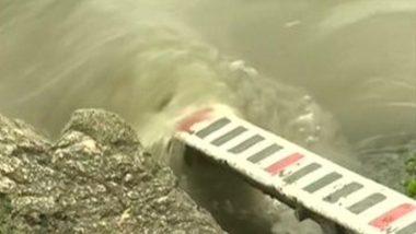 Assam Floods: After Heavy Rains, Brahmaputra River Flows Above Danger Level in Guwahati