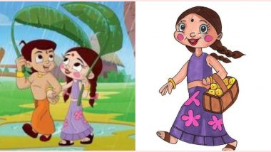 #JusticeForChutki is Trending on Twitter as Chhota Bheem Lovers Are Disappointed Over His Marriage to Rajkumari Indumati and Not Chutki! Really?