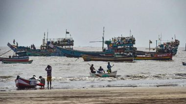 Depression Over Bay of Bengal to Intensify, Cross Andhra Pradesh Coast, Says IMD