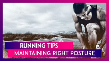 Quick Tips To Maintain The Right Posture On Your Next Run To Avoid Injury