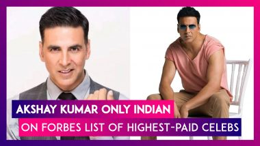 Akshay Kumar, Only Indian On Forbes 2020 List Of 100 Highest-Paid Celebs, Kylie Jenner Stands First