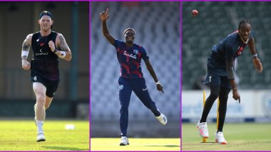 England vs West Indies Test Series 2020, Key Players: Ben Stokes, Alzarri Joseph, Jofra Archer and Other Cricketers to Watch Out for