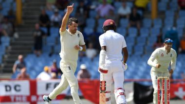 England vs West Indies Test Series 2020 Live Streaming Online: How to Watch Free Live Telecast of ENG vs WI Cricket Matches on TV Channel in India