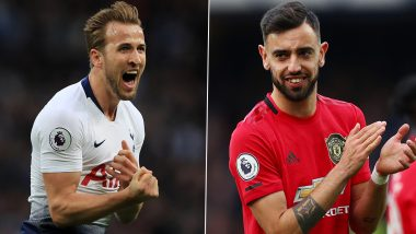 Tottenham Hotspur vs Manchester United, Premier League 2019–20: Harry Kane, Bruno Fernandes and Other Players to Watch Out for Ahead of EPL Match