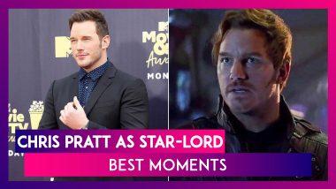 Chris Pratt Birthday: Best Moments As Star-Lord In The MCU
