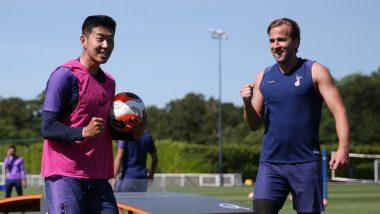 Harry Kane Looks Fat, Feel Netizens After Tottenham Hotspur Share Footballer's Pictures on Social Media