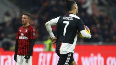 Juventus vs AC Milan, Coppa Italia 2019–20 Live Score and Free Streaming Online in IST: How to Watch Live Telecast 2nd Leg of Semi-Final Football Match on TV As Per India Time?
