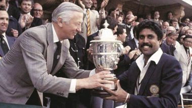 Chennai Super Kings, Mumbai Indians, Rajasthan Royals & Other IPL Franchises Relive 1983 World Cup Memories (See Posts)
