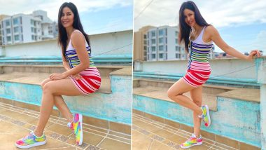 Yo or Hell No? Katrina Kaif's Very Own 'Pride' Moment and Her Attempt to Rock All Colourful Look