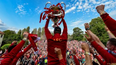 Liverpool Shares Videos of Fans Celebrating UEFA Champions League 2018-19 Win, Says 'Remember to Stay Safe'