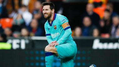 Fans Wish Lionel Messi Happy Birthday As FC Barcelona Footballer Turns 33