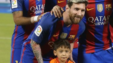 Lionel Messi Birthday Special: Times When FC Barcelona Star Won Our Hearts With His Acts of Kindness