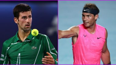 Rafael Nadal, Novak Djokovic From Tennis Fraternity Join #BlackOutTuesday Campaign