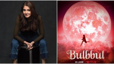 Bulbbul First Look: Anushka Sharma Shares Spooky Motion Poster Of Her Next Production, Film to Hit Netflix on June 24