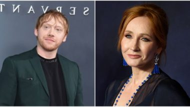 Rupert Grint Next in Line to Slam Harry Potter Author JK Rowling for Her Transphobic Tweets
