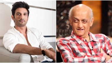 Sushant Singh Rajput Demise: Mukesh Bhatt Had Approached the Actor for Sadak 2 and Thought He Was a Disturbed Soul