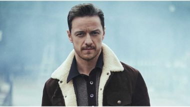James McAvoy Reveals Why He Stopped Following His One Particular Pre-Shoot Ritual