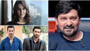 Wajid Khan Death: Ranveer Singh, Preity Zinta, Varun Dhawan Shocked To Hear The Untimely Demise Of The Popular Bollywood Music Composer, Celebs Offer Condolence On Social Media