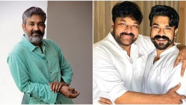 RRR: SS Rajamouli's Shooting Schedule With Ram Charan Will Benefit Chiranjeevi's Acharya - Here's How!
