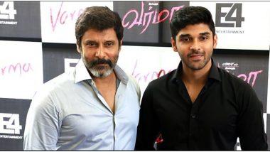Chiyaan 60: Vikram to Work with Son Dhruv in  Karthik Subbaraj's film?