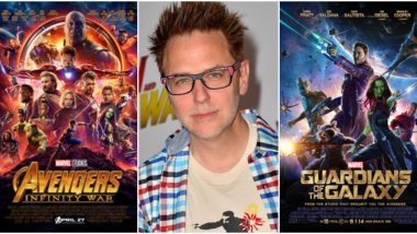 James Gunn Reveals Why He'll Never Direct an Avengers Movie and How GOTG 4 Could Be the Last Movie with the Current Team