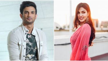 Sushant Singh Rajput and Rhea Chakraborty were Hunting for a House Before their Wedding This Year, Reveals her Broker