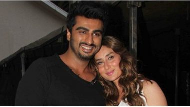 Kareena Kapoor Khan Teases Arjun Kapoor's Attempt to Pout in Her Birthday Wish for the Actor (View Pic)